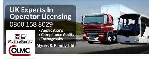 apply for an operator licence